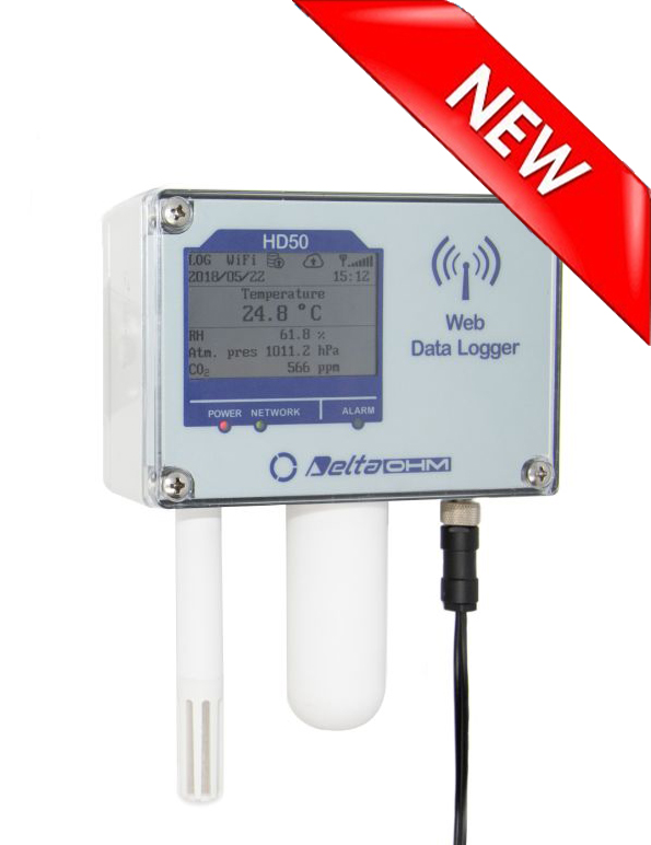 HD50 – Web Data Logger